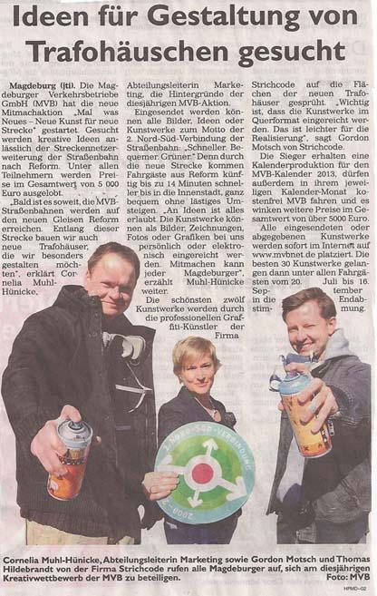 Generalanzeiger 4.4.2012