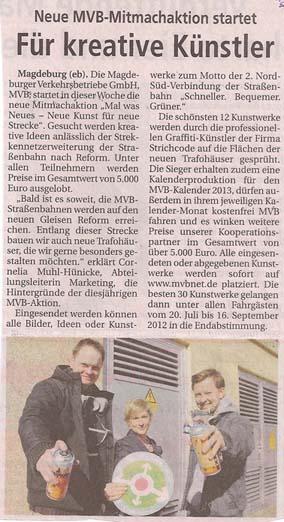 31.3.2012 Magdeburger Sonntag