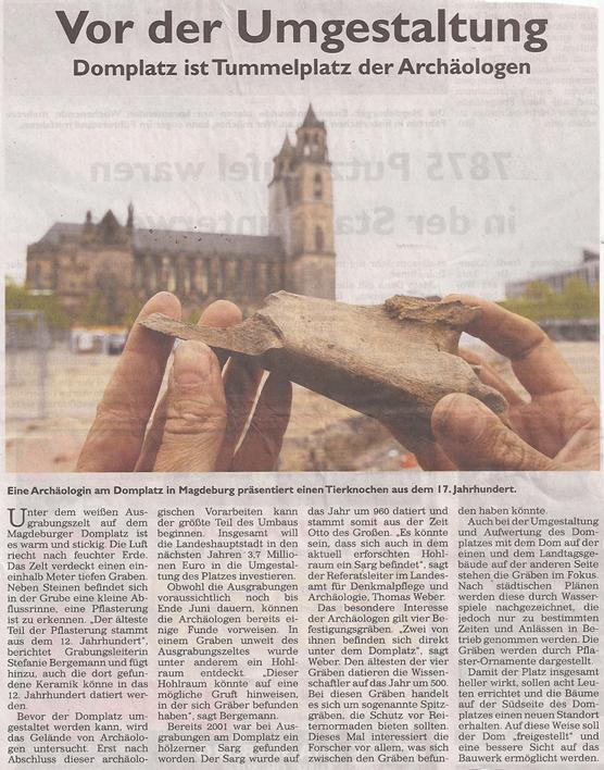 Domplatz-Labyrinth2_5_2012-Generalanzeiger