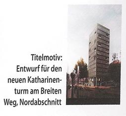 WOBAU-Zeitung 'Hallo Nachbar' Winterausgabe 2010 - HDL zu Katharinenturm
