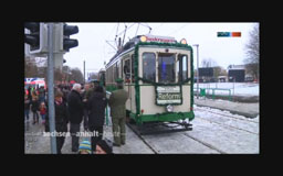 Sachsen-Anhalt-Heute_MDR_15_12_2012-Straßenbahneroeffnung9-Bild1