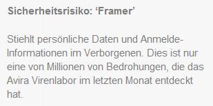 virus-framer