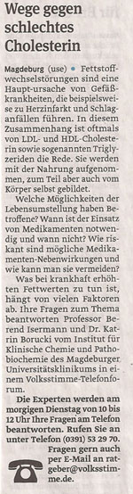 cholesterin_21_1_2013_volksstimme_kl